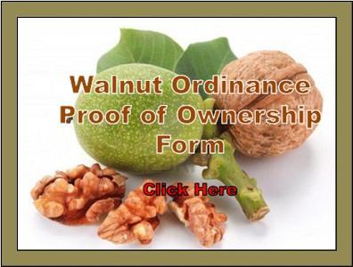 WalnutOrdinance