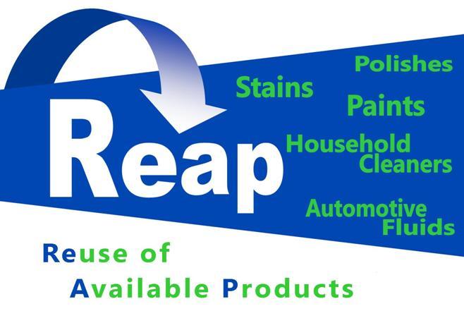 REAP Facility Sign Logo