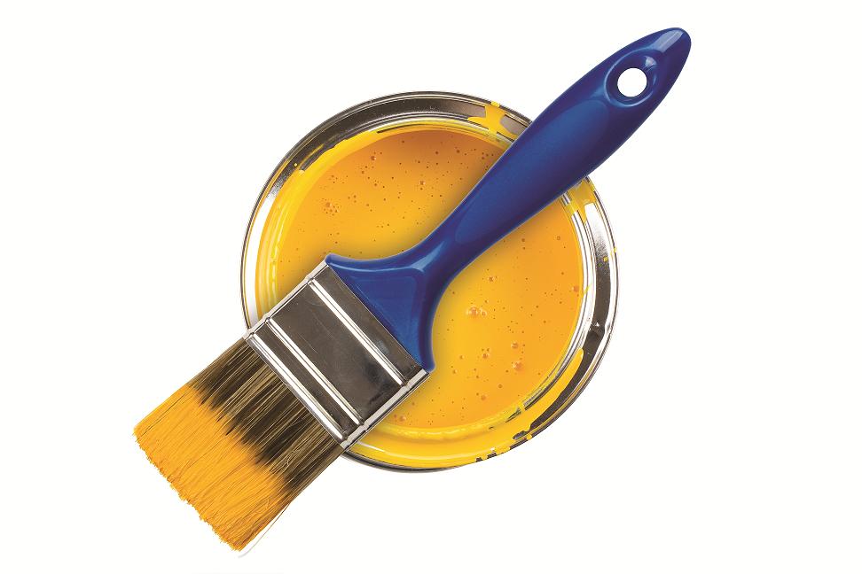 Paint Yellow